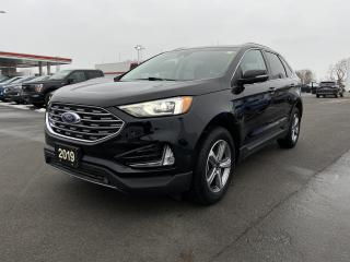 Used 2019 Ford Edge SEL AWD for sale in Kingston, ON