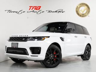 Used 2018 Land Rover Range Rover Sport HSE DYNAMIC I 21 IN WHEELS I NAV I CAM for sale in Vaughan, ON