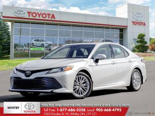 New 2020 Toyota Camry HYBRID XLE for sale in Whitby, ON