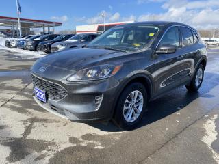 New 2020 Ford Escape SE AWD for sale in Kingston, ON