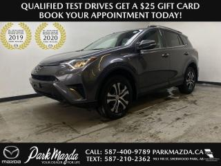 Used 2017 Toyota RAV4 LE for sale in Sherwood Park, AB