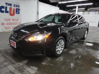 Used 2017 Nissan Altima 4DR SDN I4 CVT 2.5 S for sale in Ottawa, ON