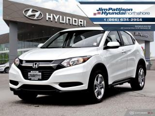Used 2017 Honda HR-V LX for sale in North Vancouver, BC