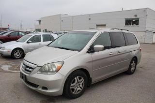 Used 2006 Honda Odyssey 3.5L EX-L for sale in Whitby, ON