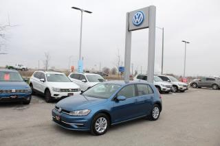 Used 2019 Volkswagen Golf 1.4T Comfortline for sale in Whitby, ON