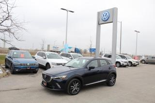 Used 2018 Mazda CX-3 2.0L GT Auto AWD for sale in Whitby, ON