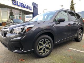 New 2021 Subaru Forester TOURING for sale in North Vancouver, BC