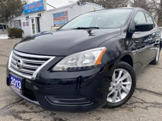 Used 2013 Nissan Sentra 4dr Sdn* SUNROOF*Heatseats* ACCIDENT FREE for sale in Brampton, ON