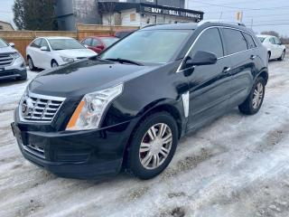 Used 2016 Cadillac SRX AWD 4dr Luxury, low mileage for sale in Halton Hills, ON