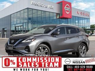 New 2021 Nissan Murano Platinum for sale in Medicine Hat, AB