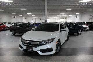 Used 2017 Honda Civic EX NO ACCIDENTS I SUNROOF I REAR CAM I LANEWATCH I H.SEATS for sale in Mississauga, ON