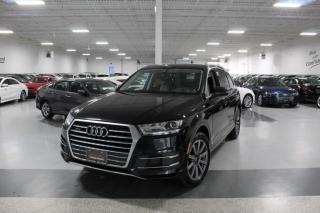Used 2017 Audi Q7 QUATTRO NO ACCIDENTS I NAVIGATION I PANOROOF I REAR CAM I BT for sale in Mississauga, ON