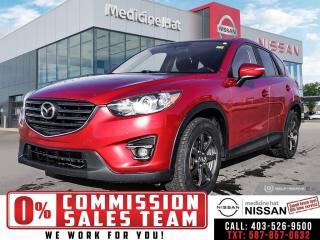 Used 2016 Mazda CX-5 GS for sale in Medicine Hat, AB