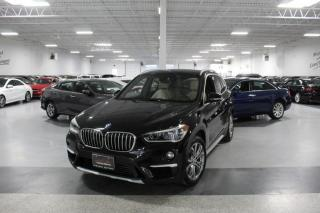 Used 2016 BMW X1 XDRIVE28i NO ACCIDENTS I LEATHER I REAR CAM I HEATED SEATS for sale in Mississauga, ON