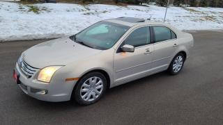 Used 2009 Ford Fusion 4dr Sdn I4 SEL FWD for sale in Mississauga, ON