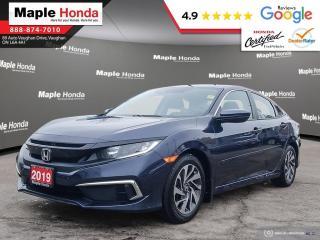 Used 2019 Honda Civic EX|Sunroof|Honda Sensing|Auto Start|Lane Watch Cam for sale in Vaughan, ON