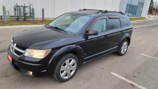 Used 2009 Dodge Journey FWD 4DR SXT for sale in Mississauga, ON