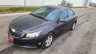 Used 2014 Chevrolet Cruze 4dr Sdn 2lt for sale in Mississauga, ON