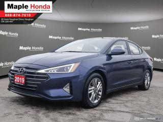 Used 2019 Hyundai Elantra Heated Seats|Heated Steering Wheel|Blind Spot Moni for sale in Vaughan, ON