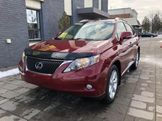 Used 2011 Lexus RX 350 AWD for sale in Nobleton, ON