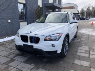 Used 2014 BMW X1 SPORT PACKAGE-AWD 28i for sale in Nobleton, ON