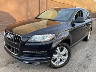 Used 2011 Audi Q7 quattro 4dr 3.0L TDI Premium Plus * (403)966-2131 to view for sale in Calgary, AB