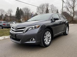 Used 2013 Toyota Venza Limited AWD, Leather, Sunroof, Navi, Rear Camera for sale in King City, ON