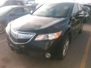 Used 2015 Acura RDX 6-Spd AT AWD w/ Technology Package - LEATHER! NAV! BACK-UP CAM! ACCIDENT FREE! for sale in Kitchener, ON