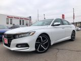 Photo of White 2018 Honda Accord