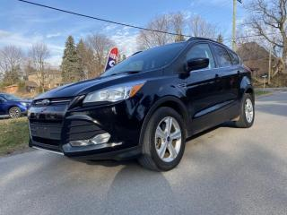 Used 2015 Ford Escape 4WD SE, Rear View Camera, Bluetooth, Htd Seats, Certified for sale in King City, ON