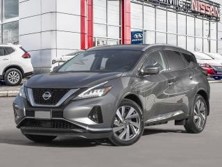 New 2021 Nissan Murano SL for sale in Stouffville, ON