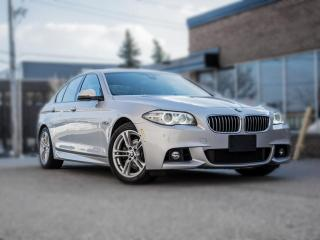 Used 2014 BMW 5 Series 528i xDrive | MSPORT|NAV|360 CAM | HUD | LANE ASSIST for sale in North York, ON