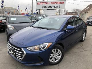 Used 2017 Hyundai Elantra Heated Seats/Camera/All Power/Bluetooth/Keyless for sale in Mississauga, ON