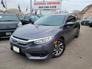 Used 2018 Honda Civic LX Navigation/Alloys/Camera/Bluetooth for sale in Mississauga, ON