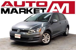 Used 2015 Volkswagen Golf TSI Certified! Heated Seats! We Approve All Credit! for sale in Guelph, ON