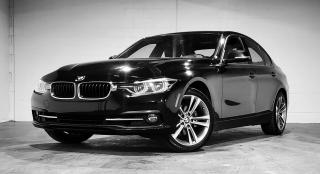 Used 2018 BMW 3 Series 330i |TEXT.US|647.678.7778| REDLEATHER|NAVI|REARVIEW for sale in Mississauga, ON