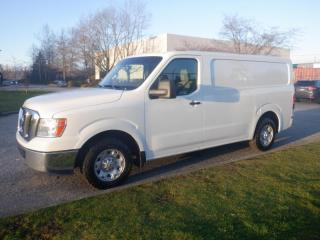 Used 2013 Nissan NV Cargo Van 2500 HD V6 for sale in Burnaby, BC