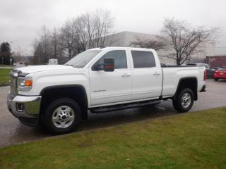 Used 2017 GMC Sierra 2500 HD SLE CREW CAB 4WD for sale in Burnaby, BC