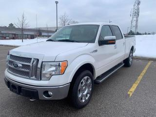 Used 2011 Ford F-150 LARIAT | 5.0L V8 | 6.5FT BOX | 4X4 | SUNROOF | LEATHER | for sale in Barrie, ON