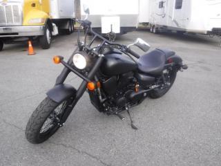 Used 2017 Honda VT750C2 Phantom Motorcycle for sale in Burnaby, BC