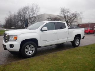 Used 2018 GMC Canyon SLE CREW CAB 4WD for sale in Burnaby, BC