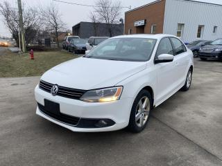 Used 2011 Volkswagen Jetta SEL for sale in Oakville, ON
