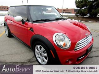 Used 2011 MINI Cooper Base for sale in Woodbridge, ON