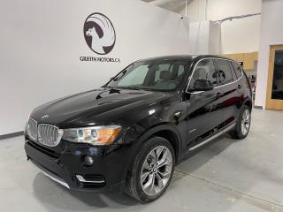 Used 2017 BMW X3 xDrive28i CLEAN CARFAX/CERTIFIED for sale in Halifax, NS
