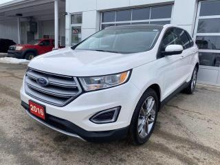 Used 2016 Ford Edge 4DR TITANIUM AWD for sale in North Bay, ON