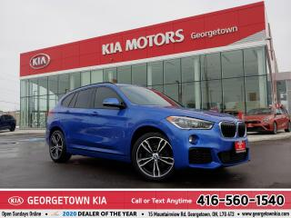 Used 2016 BMW X1 xDrive28i | NAV | PANO ROOF | HTD SEATS | 88,055 K for sale in Georgetown, ON