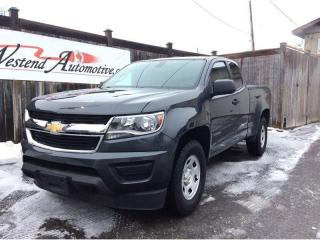 Used 2016 Chevrolet Colorado 2WD WT for sale in Stittsville, ON