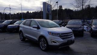 Used 2016 Ford Edge Titanium - AWD for sale in Coquitlam, BC