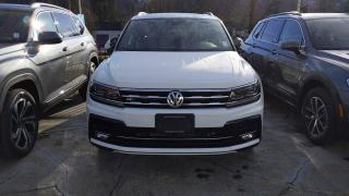 New 2021 Volkswagen Tiguan Highline 2.0T 8sp at w/Tip 4M for sale in Coquitlam, BC