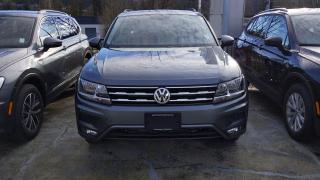New 2021 Volkswagen Tiguan Comfortline 2.0T 8sp at w/Tip 4M for sale in Coquitlam, BC
